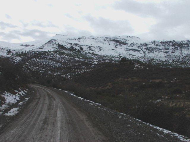 Camino a Lagunillas