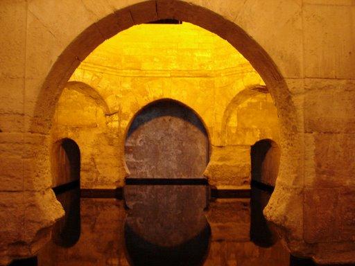 Baños Arabes Ventorro Alhama Granada:Tiene unos preciosos baños arabes que no estan en uso, aunque si en