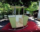 Artistas dan usos alternativos a viejas cabinas