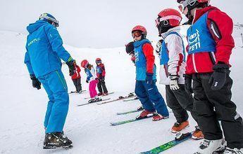Los instructores de esquí británicos en contra del Brexit