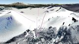 Vista Google Earth Antillanca 2021