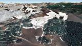 Vista Google Earth Los Arenales 2021