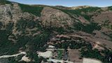 Vista Google Earth Valle Hermoso 2021