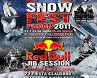 Snow Fest Pucón 2011