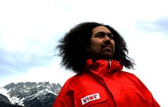 Los primeros olímpicos de nieve en Tonga