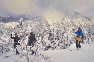 Ponen Control Policial para que esquiadores no lleguen a Antillanca