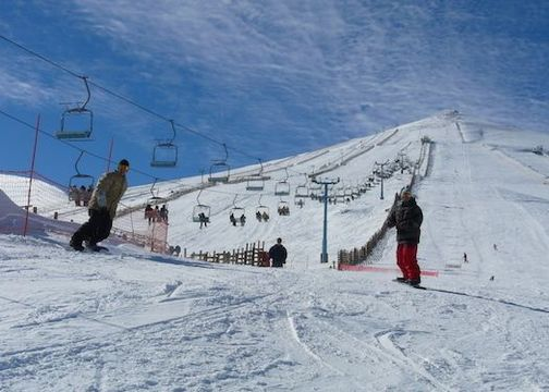Nuevo Sorteo para que vayas a esquiar a La Parva o El Colorado