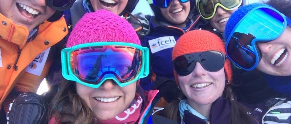La RFEDI busca tener más mujeres en los deportes de invierno