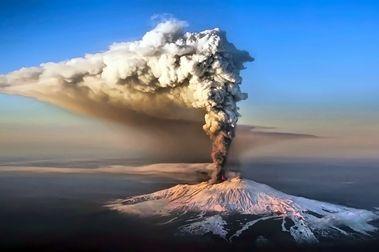 Pistas míticas - Monte Etna (Nicolosi)