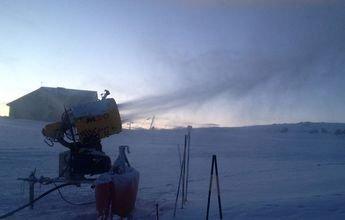 Manzaneda sigue sin fecha para su nieve artificial