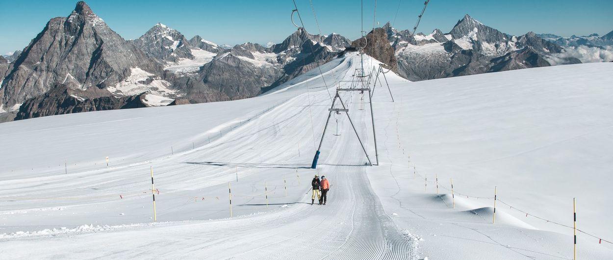 RUTA GLACIARES 2020 - Zermatt