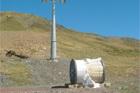 Seguimiento obras del telesilla Truchas (ACTUALIZADO 19/9/2010)