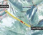 Vuelve a la mesa conectar las pistas de esquí de Cauterets y Luz-Ardiden