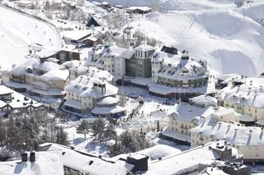 El 'prucés' de independencia de la estación de esquí de Sierra Nevada