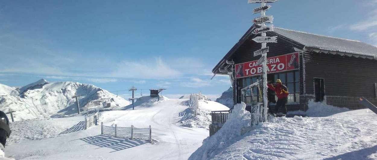 Acuerdo para abrir Candanchú la próxima temporada de esquí