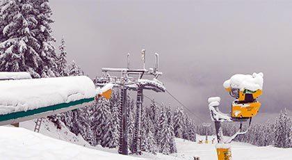 Ronda de webcams. Alpes Octubre 2016