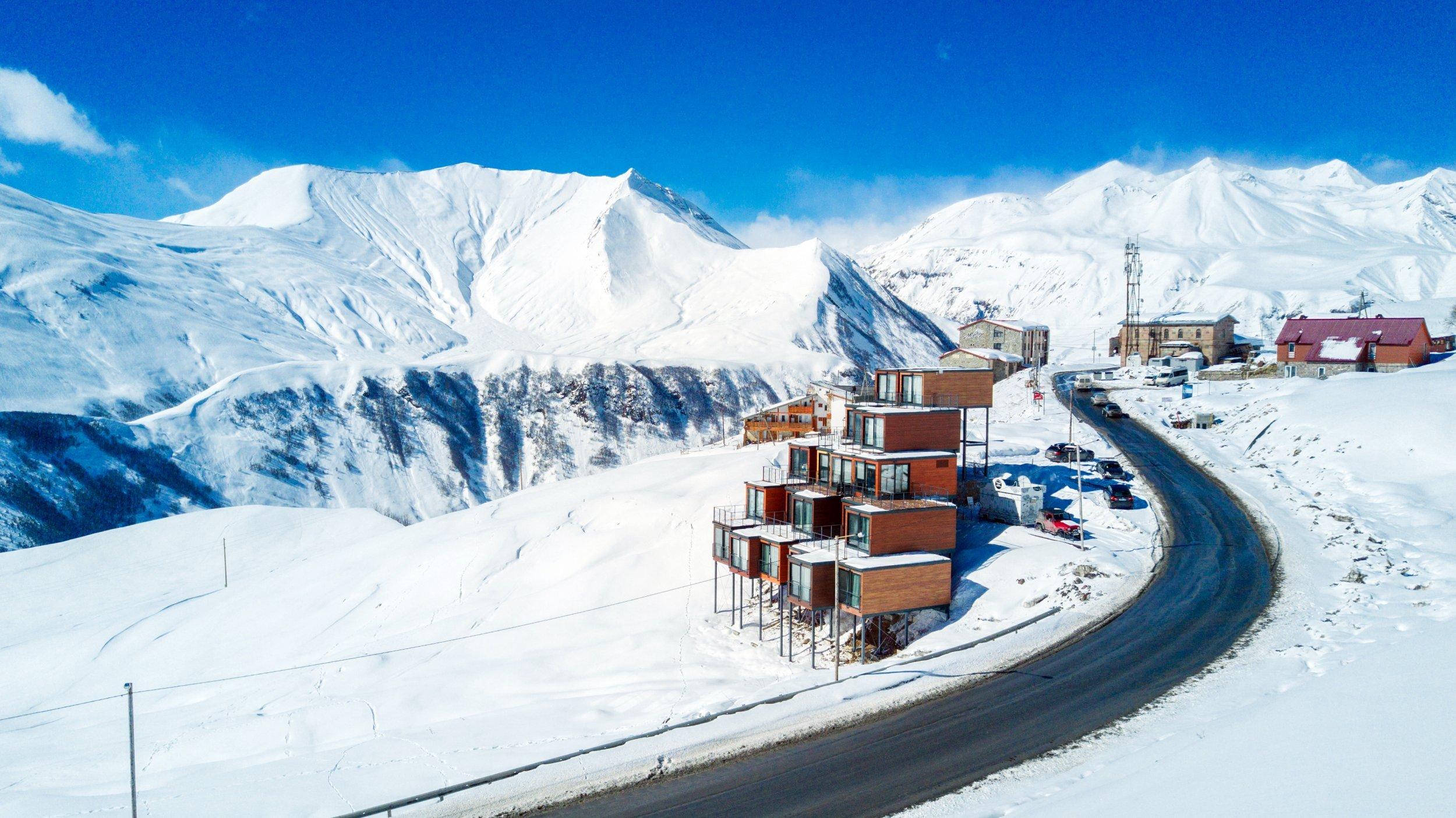 Foto de Quadrum Ski & Yoga Resort