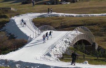 Kitzbuehel y Livigno abren la temporada de esquí fuera de los glaciares