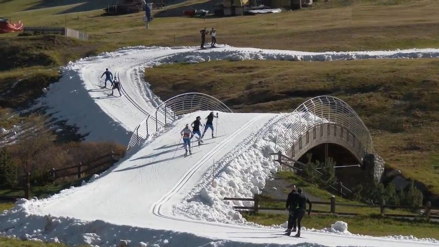 Livigno ski fondo