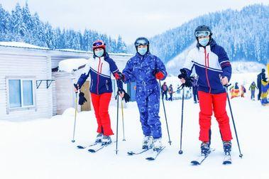Francia lo hace oficial: no se requerirá 'Pase sanitario' para esquiar