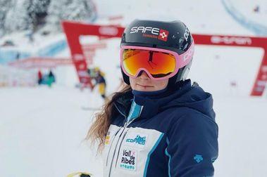 Núria Pau participará en la apertura de Copa del Mundo de esquí en Soelden