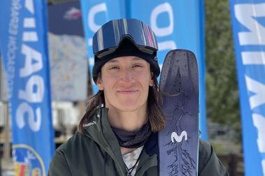 Javi Lliso arranca este año la Copa del Mundo de Big Air en Chur