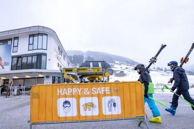 Los protocolos COVID para esquiar en Alpes y Pirineos (actualización a 20 de octubre)