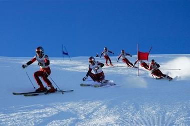 Fluencia y esquí