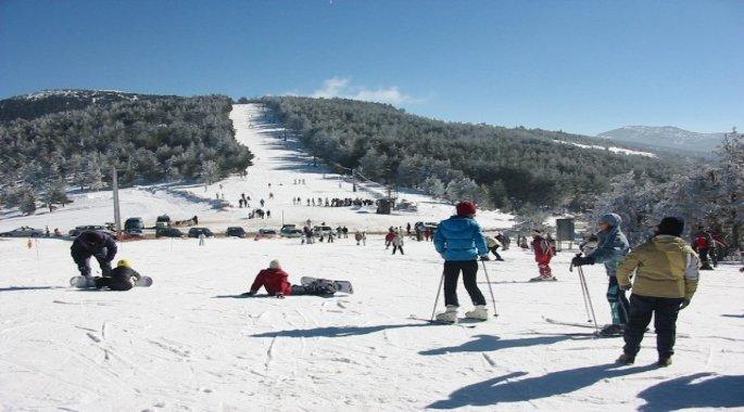 Punto de Nieve Santa Inés