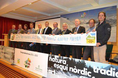 Presentada la temporada al Pirineu de Lleida