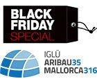 Precios increibles en la semana BLACK FRIDAY Iglú y Esports Aribau 35