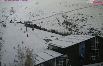 Ahora sí: Sierra Nevada puede abrir la temporada de esquí este fin de semana