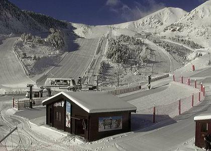 Vallter 2000 abre su temporada de esquí este sábado
