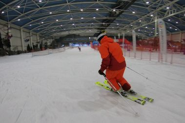 Esquiar, hablar, cenar....KEDAR
