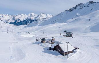 Formigal-Panticosa ya supera los 100 km de pistas de esquí para este fin de semana