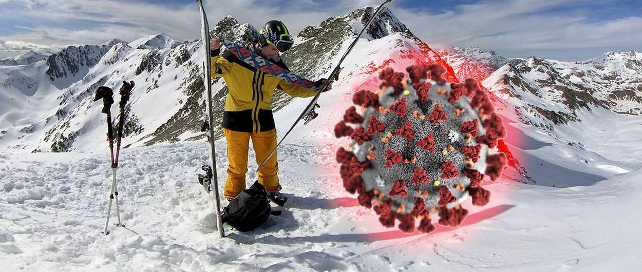 Esquí y Covid ¿Esquiaremos esta temporada?
