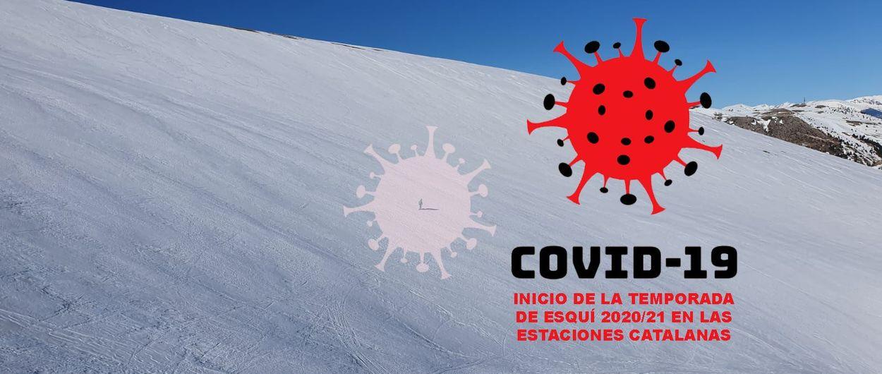 Plan de desescalada. Por fin sabemos cuándo se podrá esquiar en Cataluña.