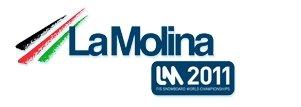 Fotografía del logotipo de La Molina