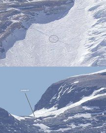 Subida campo 3 - 4 Everest