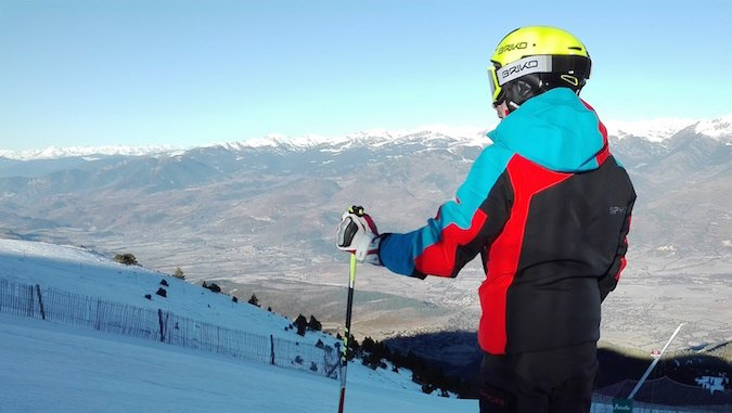 Back to basics: esquiar fácil y suave