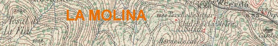 Cartela La Molina