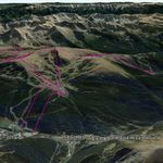Vista Google Earth Soldeu El Tarter Canillo Temporada 2020/21
