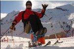 VII cursos de esquí alpino adaptado Fekoor 2.011