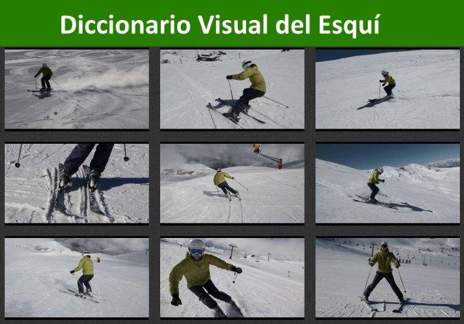 diccionario del esqui