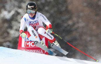 Lara Gut logra su primera victoria de la temporada