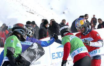 Cuarto puesto de Regino y Eguibar en la final por equipos de Erzurum