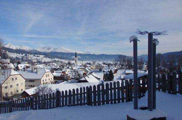 Salzburgerland Diciembre 2018