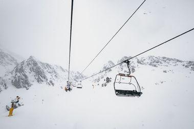 Ordino-Arcalís a por el metro de nueva nieve en pocos días