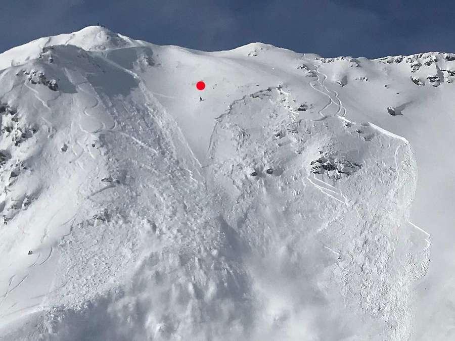 Avalancha en Austria