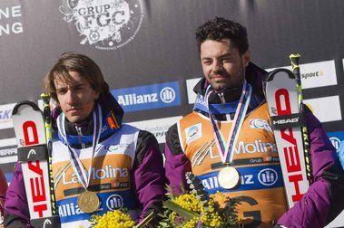 Jon Santacana y Miguel Galindo consiguen su segunda medalla de oro